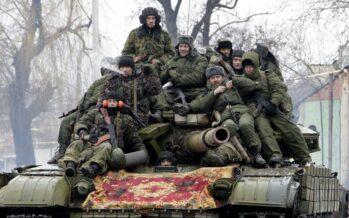 Ucraina La guerranascosta