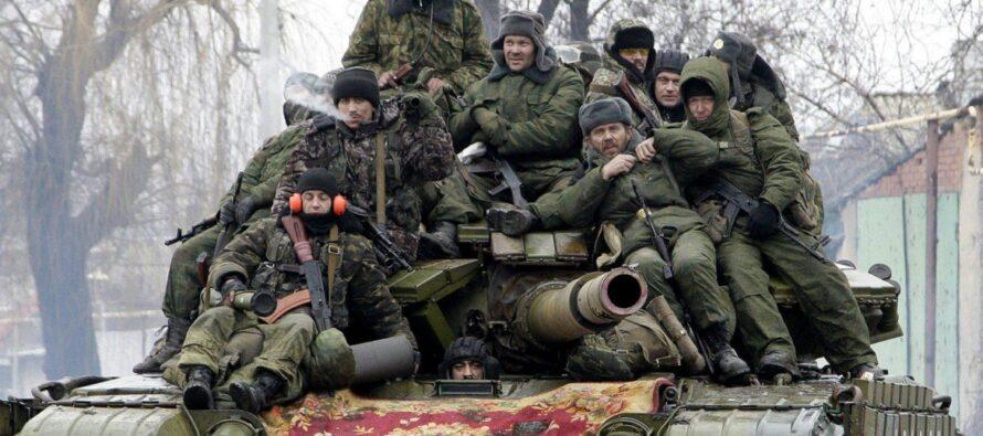 Nel Donbass ormai èguerra terroristica