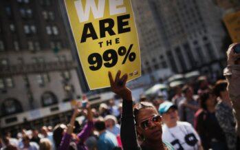 Occupy rivendica « Bergoglio anticapitalista»