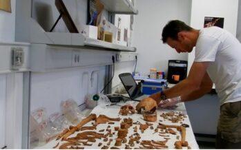 Un premio de 100.000 euros salva 'in extremis' el laboratorio de identificación de desaparecidos del franquismo