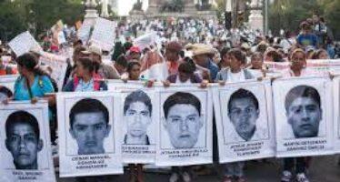 A cuatro meses de Ayotzinapa.Reclamos de justicia e impunidad