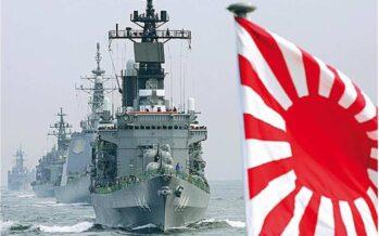 """""""Soldati all'estero"""" addio al pacifismo proteste in piazza per la svolta di Abe"""