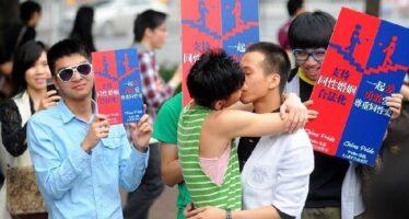 In Cina sentenza storica pro gay: èla vittoria dei «compagni»