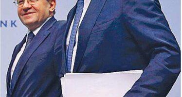 Draghi lancia il maxi-piano per la ripresa