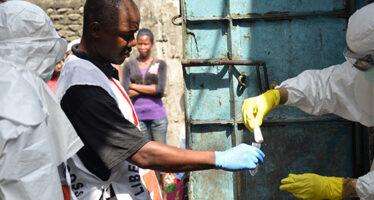 Qualche notizia incoraggiante su ebola