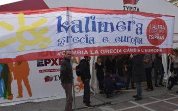 La Brigata Kalimera, dall'Italia con furore