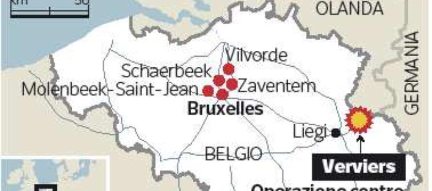 «Studiavano un attacco in grande stile» Scontro polizia-jihadisti, paura in Belgio