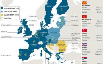 La Lituania entra nel club dell'euro Polizza d'assicurazione contro Putin