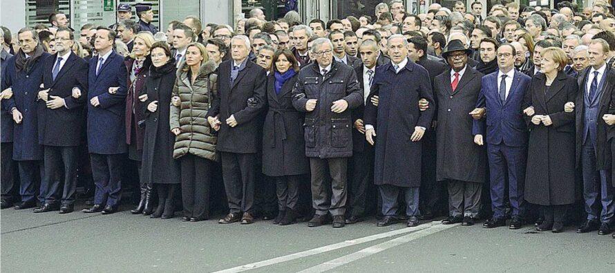 Dopo Parigi: più fanti chesanti