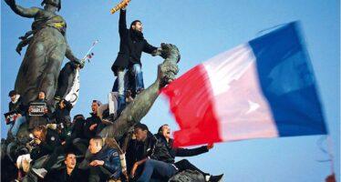 L'abbraccio di Parigi