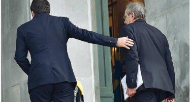 Tensioni tra il Tesoro e Palazzo Chigi Renzi: Berlusconi sconterà tutto