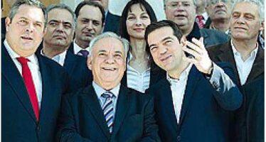 Stop alle privatizzazioni Debito da ridiscutere E la Borsa di Atene crolla