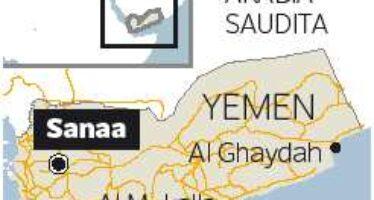 Gli sciiti si ribellano, Yemen nel caos