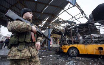 Ucraina, dal 15 il «cessate il fuoco». Ma la tregua resta armata