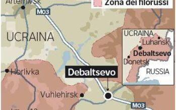 Debaltsevo, la disfatta ucraina In mano russa il nodo strategico