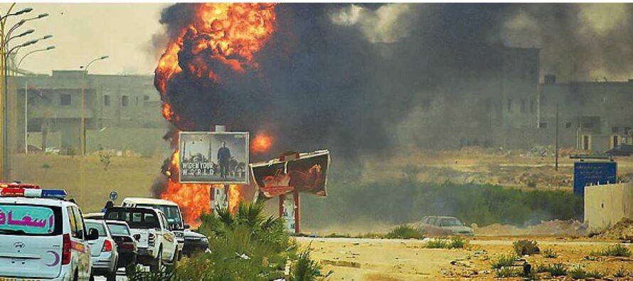 """"""" No all'intervento militare in Libia """" Per l'Onu la soluzione è politica"""