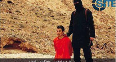 L'Isis decapita il secondo giapponese