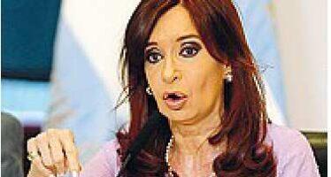 Argentina, incriminata Cristina Kirchner