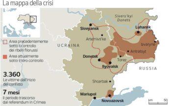 Grazie alle ricette del Fmi l'Ucraina post Maidan è un paese in fallimento