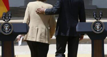 """Obama attacca Putin """"Viola tutti gli impegni"""" Ma la Merkel non cede """"Niente armi all'Ucraina"""""""