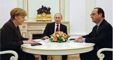 Ucraina, non c'è accordo ma si tratta