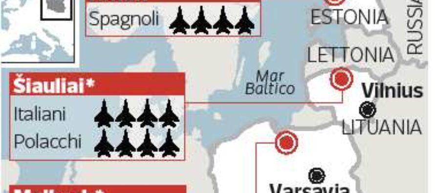 Anche in Lettonia lo spettro di una secessione filo-Mosca