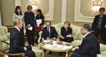 Ucraina, da Minsk, si ritorna a Minsk