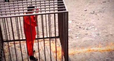 Estado Islámico comete otro de sus crímenes: quema vivo al piloto jordano