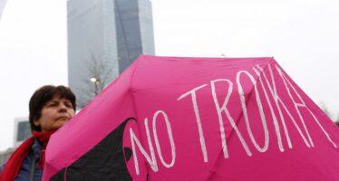 La troika e i diritti umani