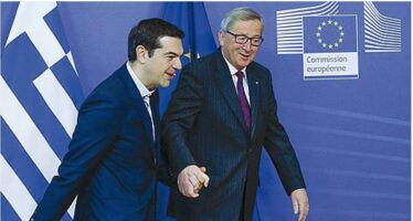 Pensioni,Iva e debito è la Ue a ottenere di più piano quasi fotocopia dell'offerta di Juncker