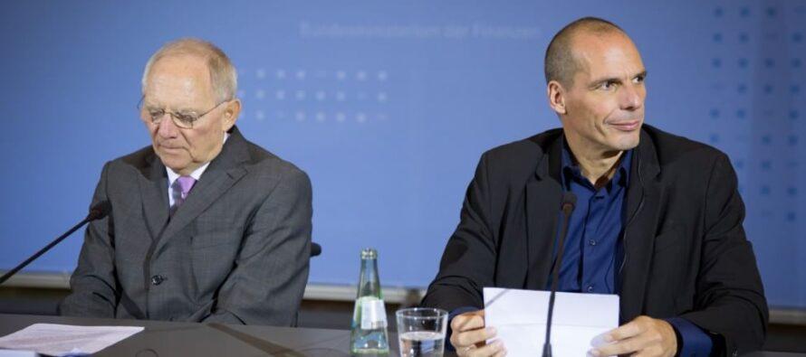 Il registratore nascosto di Varoufakis e l'indignazione dei colleghi «svelati»