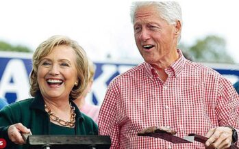 Email, vecchi scandali e misteri Disastro Hillary, eterna candidata