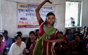 Bengala I bambini salvati