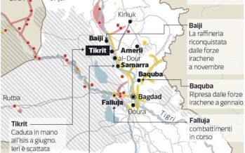 Offensiva anti Isis nella città di Saddam Con l'aiuto dell'Iran