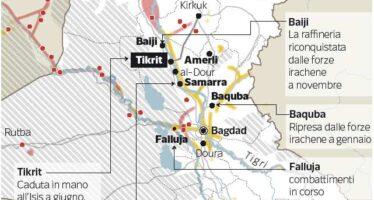 Battaglia in Iraq, Ramadi strappata all'Isis