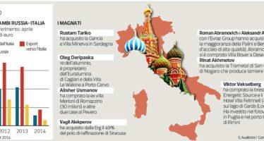 Italia-Russia. Le strategie oltre gli affari