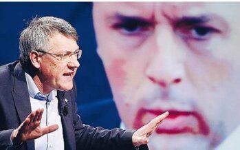 «Con i lavoratori cambierò il Paese» Ma Camusso gela Landini: ero all'oscuro