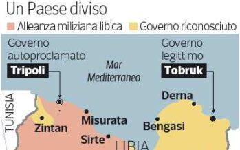 Libia, ecco la road map dell'Onu per l'intesa