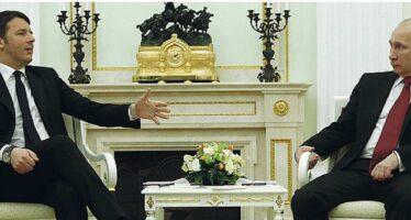 Putin: Italia partner privilegiato