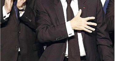 Sarkozy si riprende la Francia