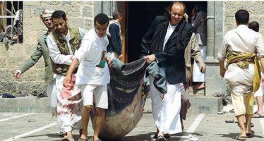 Yemen. Massacrati mentre pregavano