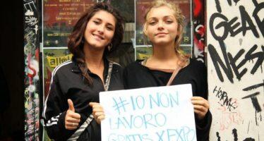 «Fino asei mesi di carcere per chi sfrutta il lavoro gratis dei volontari Expo »