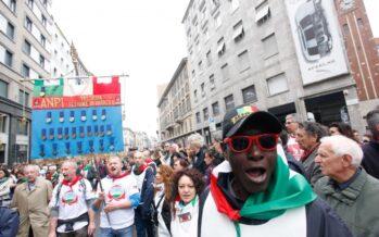 Milano, la contestazione di rito non guasta lafesta