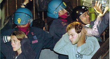 «Genova, alla Diaz fu tortura» Strasburgo condanna l'Italia