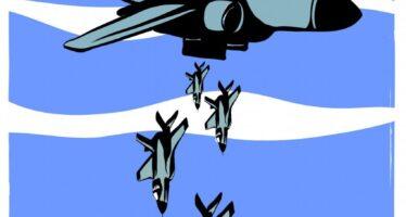 Nell'agenda segreta di Mike Pompeo a Roma c'erano gli F-35 e le basi USA
