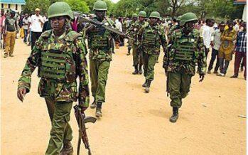 Raid dal Kenya sulle milizie somale