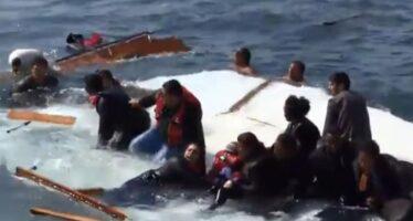 Nuovo naufragio, almeno 45 i morti