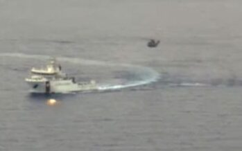 Proactiva: «Sequestrati da una motovedetta libica»