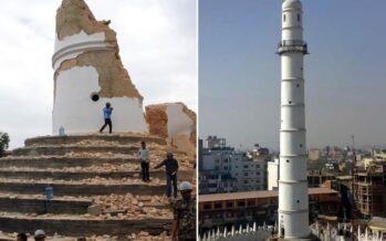 Nepal, quasi cinquemila vittime Quattro morti italiani, 40 irreperibili