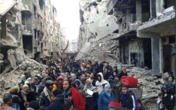 Imporre la jihad ai palestinesi lo sfregio del Califfo al popolo martire